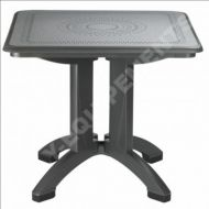 Table Rabattables VICTORIA 80X80cm
