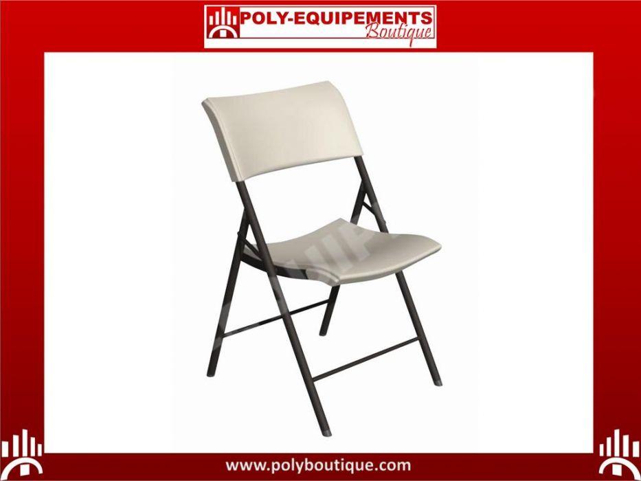 Polyequipements boutique votre devis en quelques clics for Chaise pliante confortable